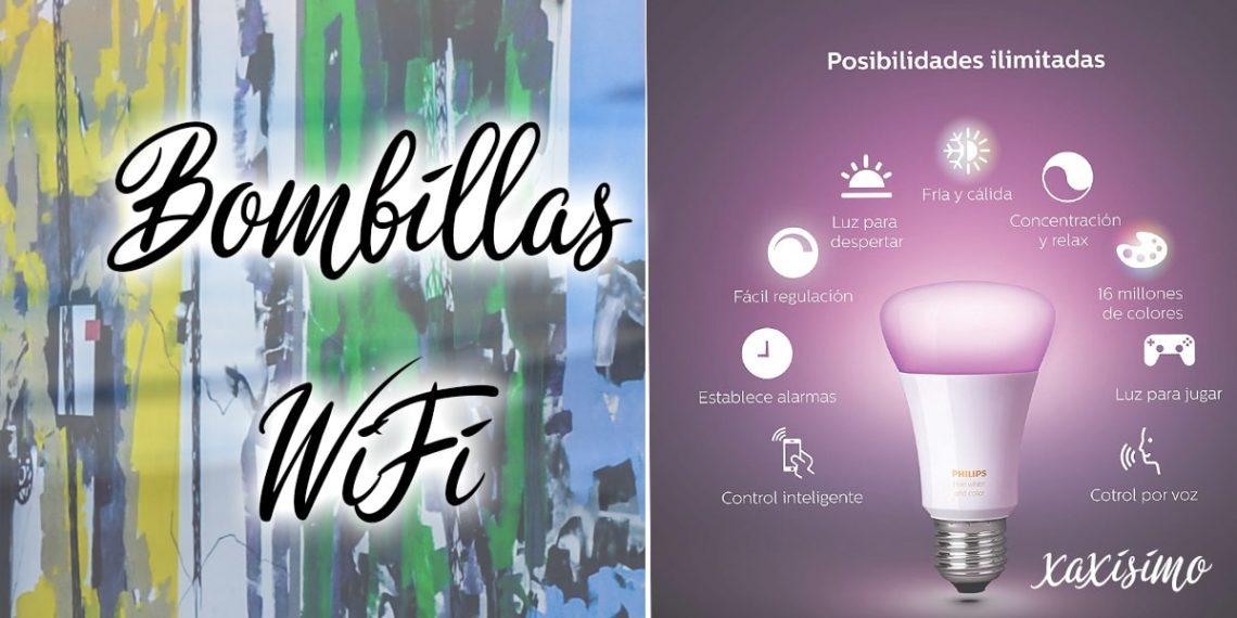 mejores bombillas wifi