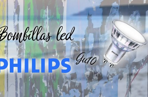 philips gu10 led
