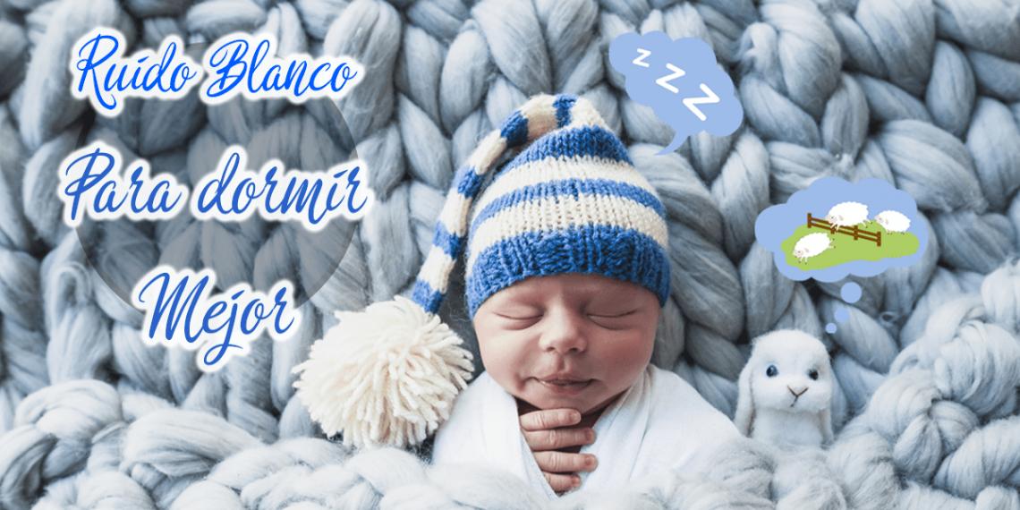 Máquinas de ruido blanco para dormir bebés | Musica bebe